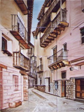Calle Albarracín